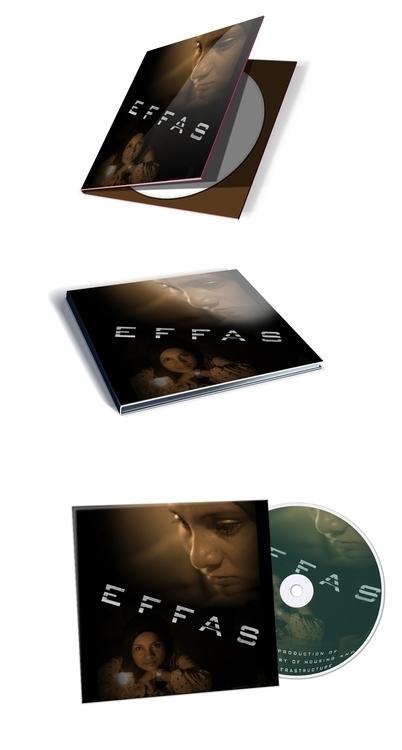 Effas Movie CD cover.. artwork  - afrah-7011 | ello