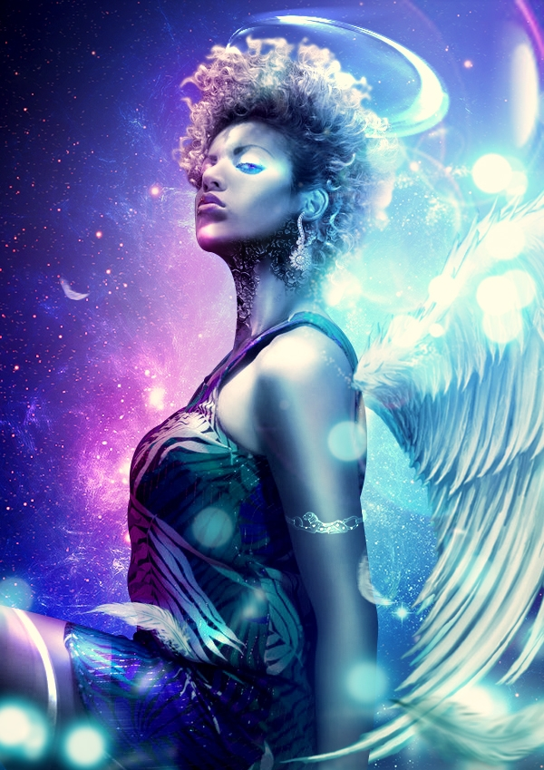 work called Angel. CREDITS: rig - jennyr_dg | ello