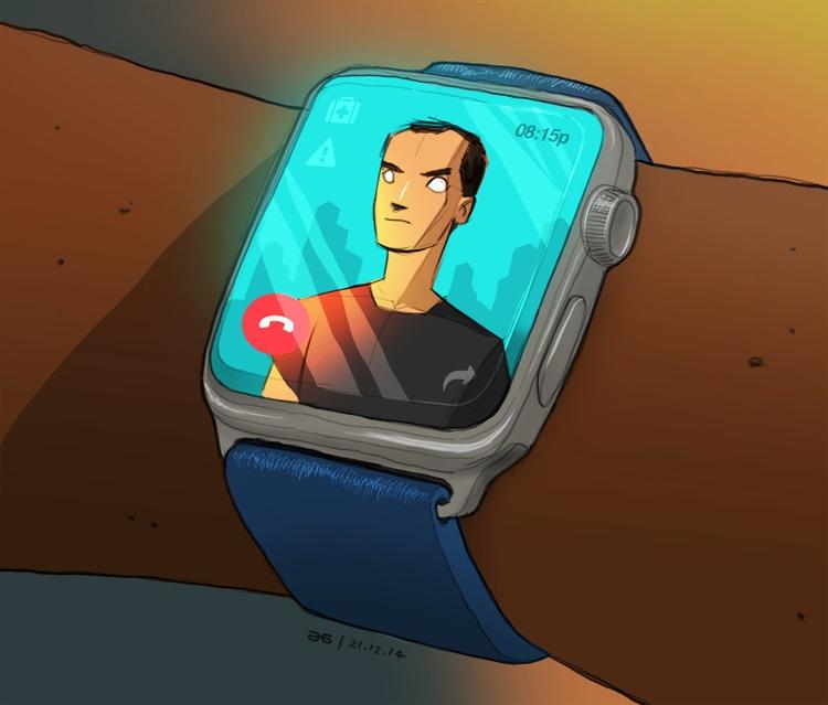 Apple Watch Action - ahmedgamal-3942 | ello