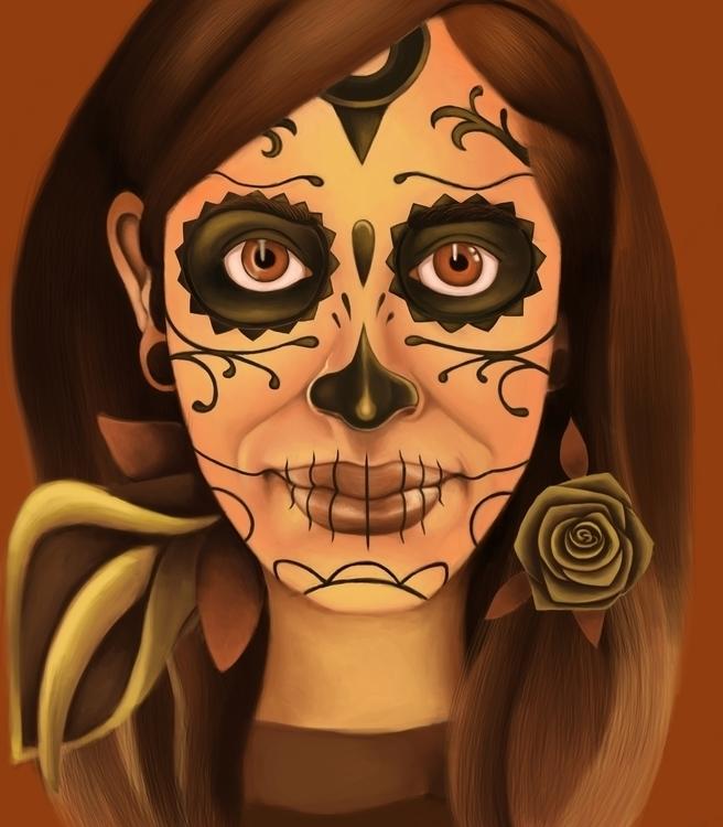 Victoria - painting, portraitillustration - andyanime90 | ello