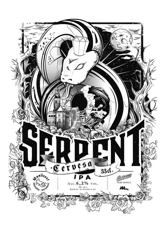 serp - illustration - pere-6952 | ello