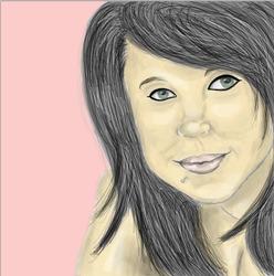 Joanne - illustration, digitalart - jessicaredmond | ello