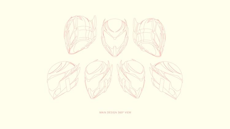 360 View - illustration, characterdesign - babyeyez | ello
