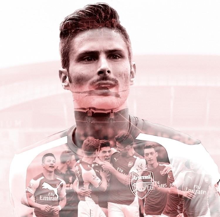 Olivier Giroud - soccer, football - steve-2038 | ello