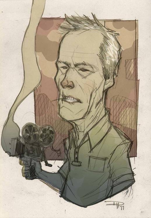 Clint Eastwood - clinteastwood, denismedri - denismedri | ello