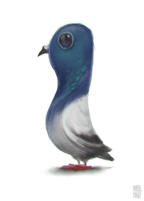Pigeon concept season 6. Lammta - ameermagdy | ello