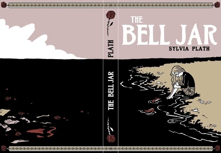 cover Sylvia Bell Jar - thebelljar - meedean | ello