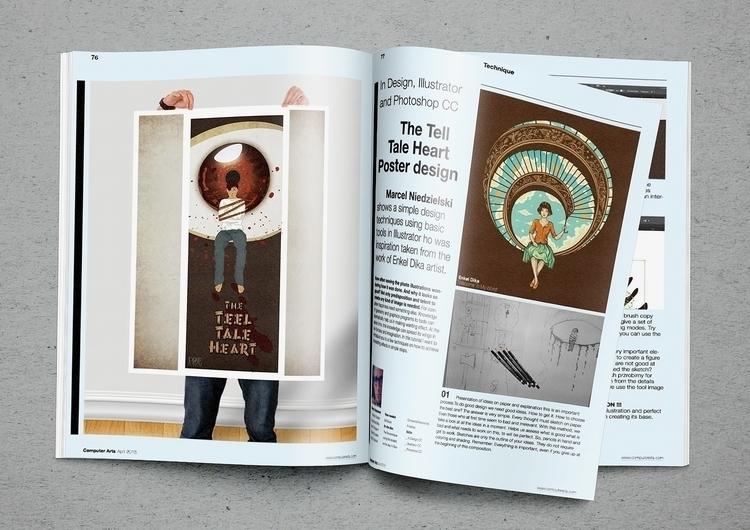 Computer Arts magazine layout - editorialdesign - mndesign | ello
