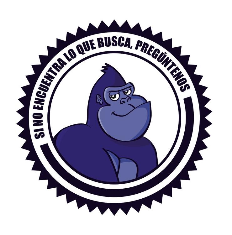 Gorilla - quality seal - lydilena | ello