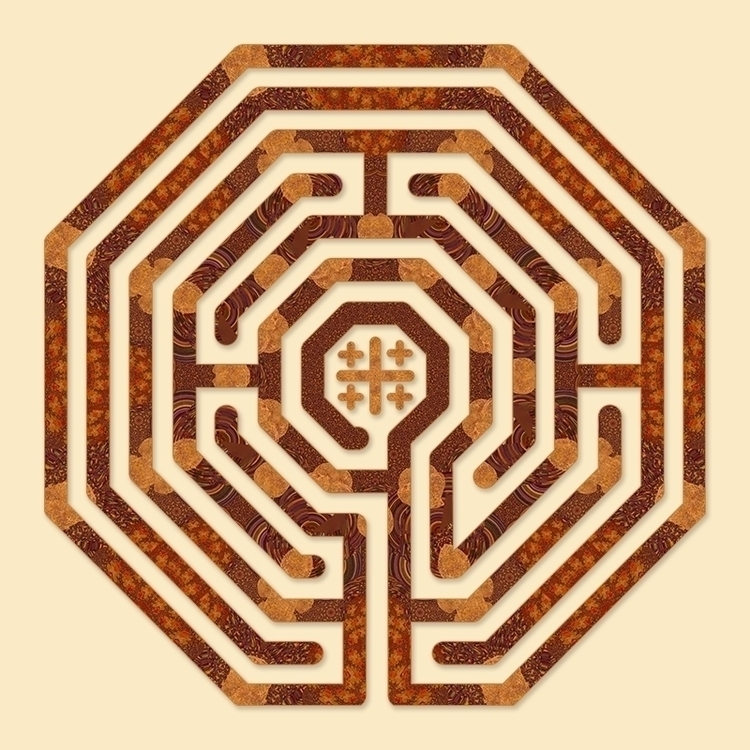 Cologne - Earth labyrinth desig - nancyaurandhumpf   ello