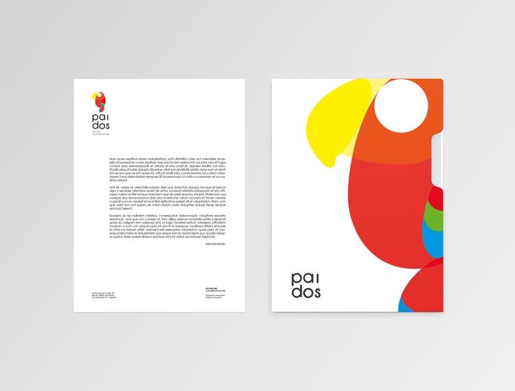 Branding designed Paidos, multi - rivera-5821 | ello