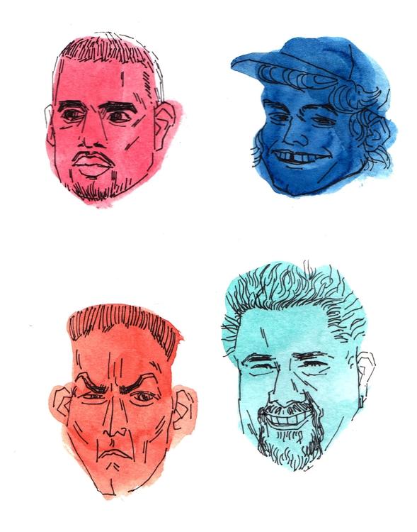 Yeezy, Mac DeMarco, Ninja, Guy  - nataliekassirer | ello