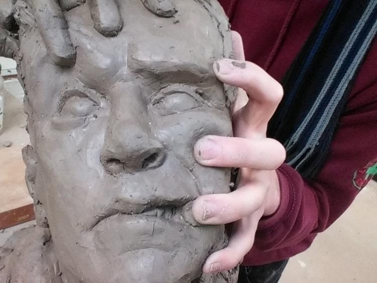 Development final sculpture - robert-8797 | ello