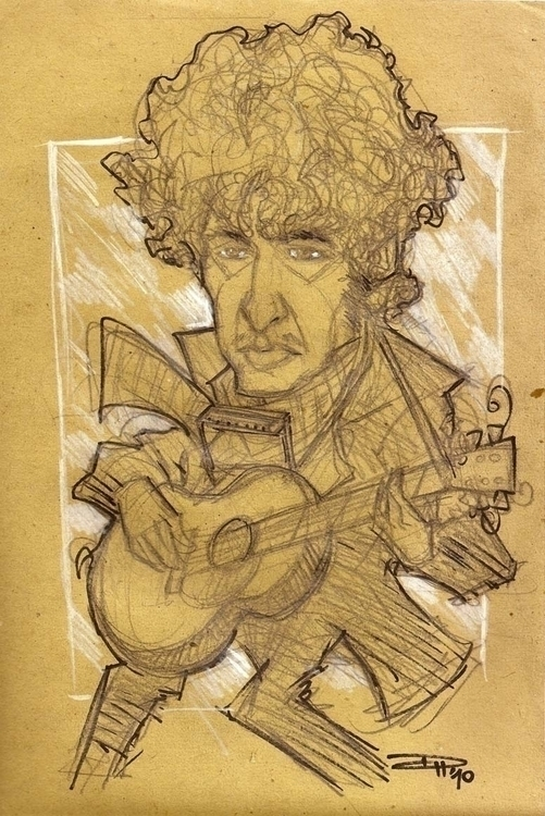 Bob Dylan - bobdylan, denismedri - denismedri | ello