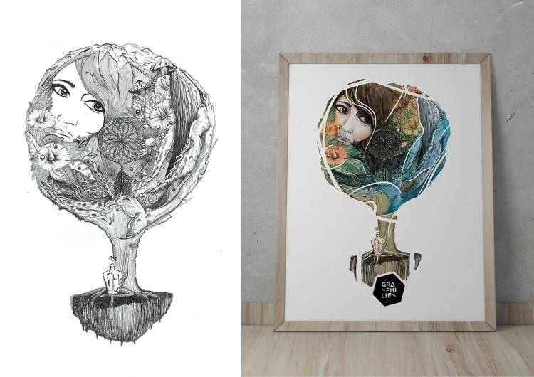 Graphilie - Illustration - illustration - samuelguillotel   ello