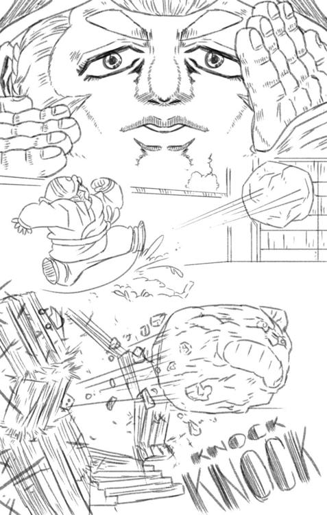 Session doodles Legend 5 Rings  - petarvee | ello