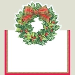 Placecards - christmas, illustration - karenkluglein | ello