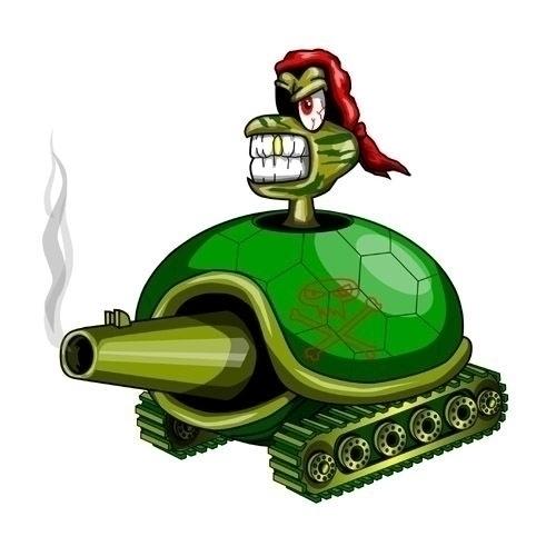 Lt. Shellshock - characterdesign - theartofsichiu | ello