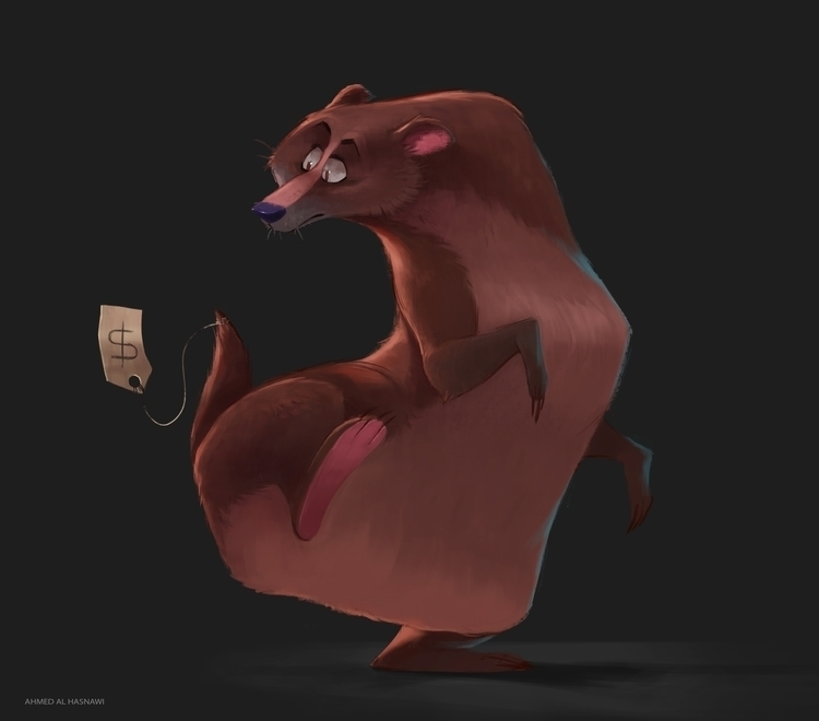illustration, painting, characterdesign - a3bashir   ello