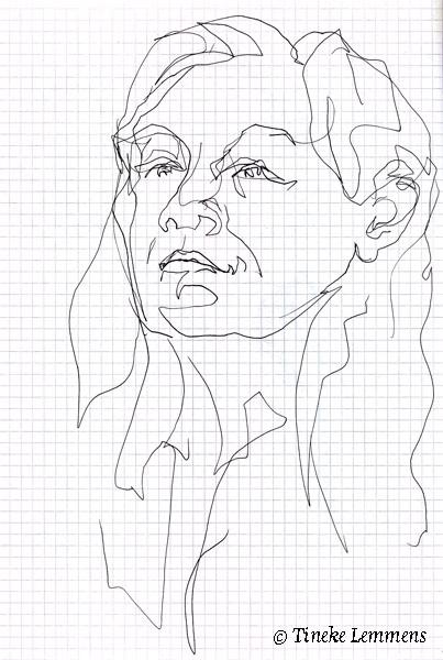 3-minute portrait5 - portrait - tineke-1461 | ello