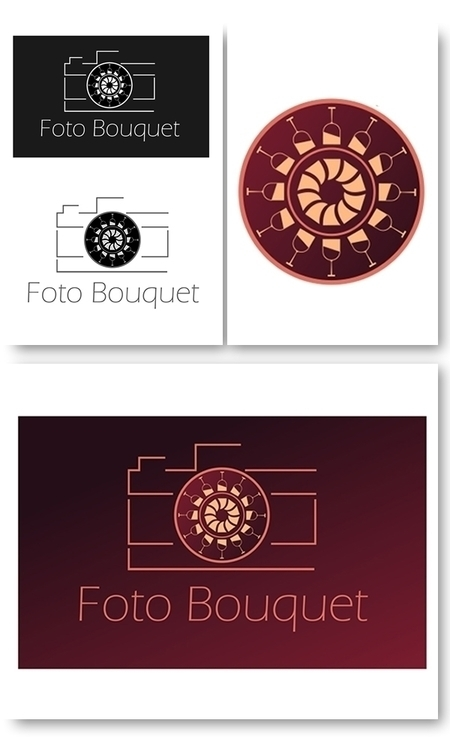 Foto Bouquet logo - logodesign, design - jav4746 | ello