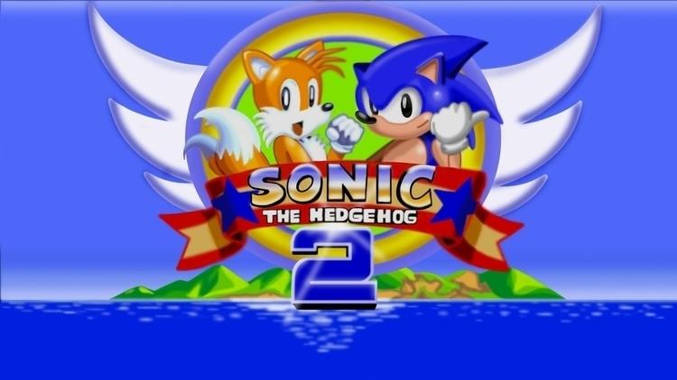 Sonic Hedgehog 2 - sonic, tails - cslavin | ello
