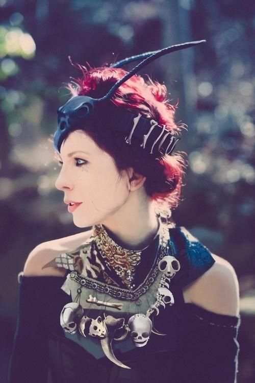 shaman girl - character - attianart | ello
