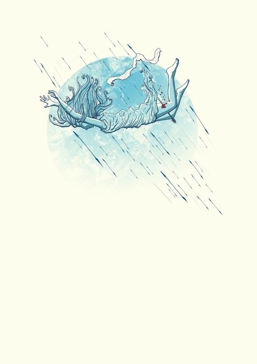 fall - illustration, drawing - poormanshield   ello