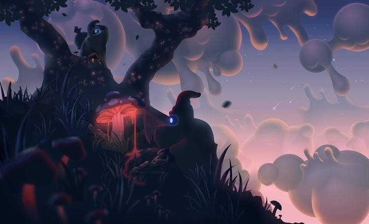 Collector - 2014 - goblin, clouds - ecstatic-1221 | ello