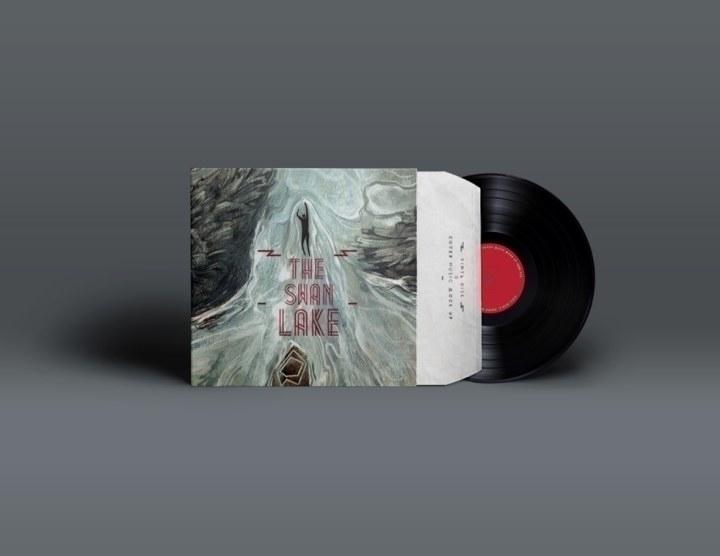 CD - cdcover, reeo, swan, fineart - reeozerkos | ello