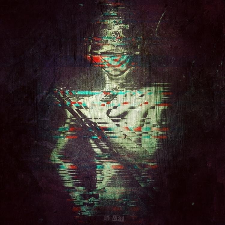 Distorted Truth Laid Bare - redmarker2611 | ello