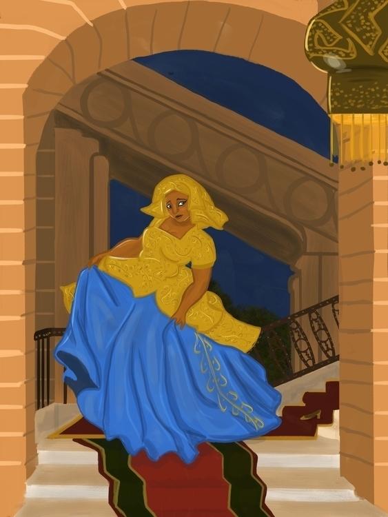 Egyptian Cinderella - cinderella - arobinson02 | ello