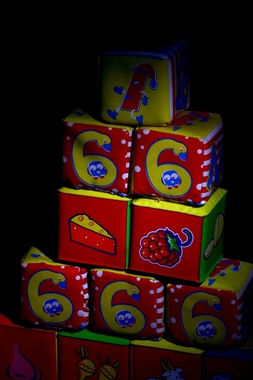 Toy Cubes - photography, photo, toy - alvimann | ello