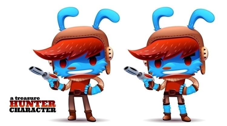 characterdesign - gugggar | ello