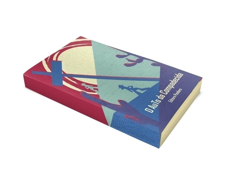 autodacompadecida, bookcover - amandaloyolla | ello