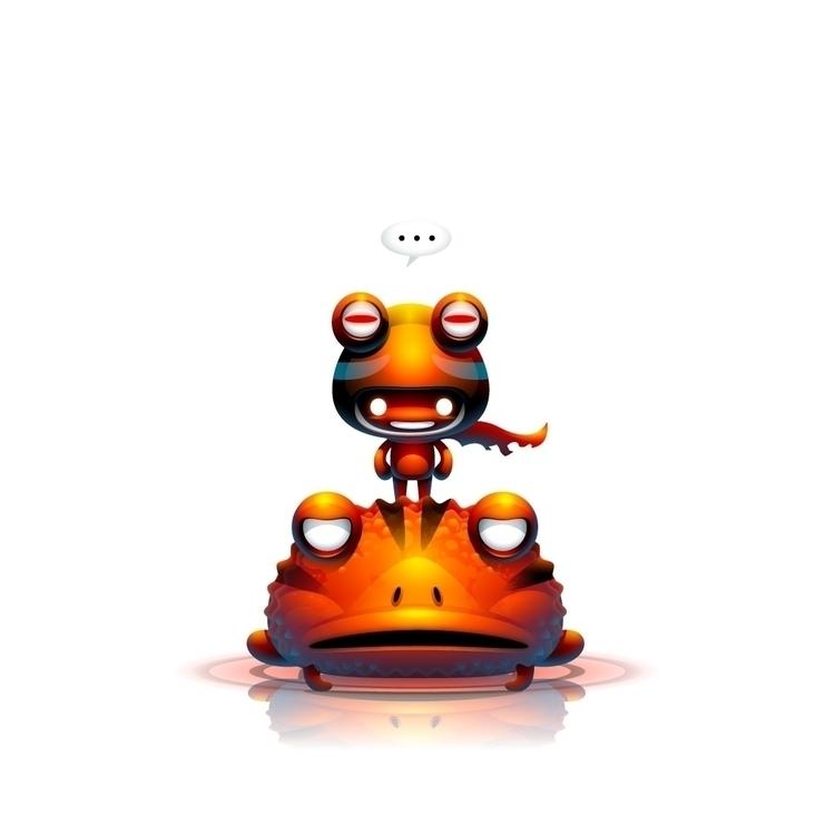 Personal character design - characterdesign - gugggar | ello