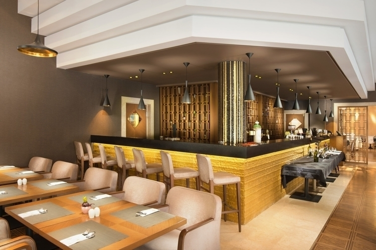 Araz Restaurant - architecture, interior - gergelyjancso | ello