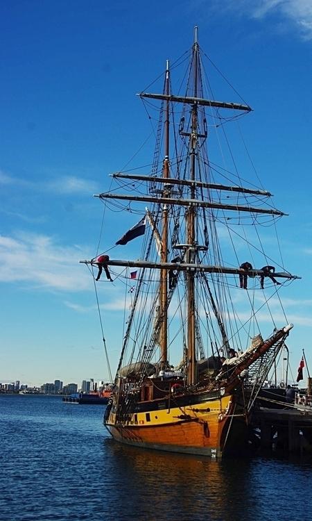 Aloft - photography, tallship,, mariners - stuartmedia | ello