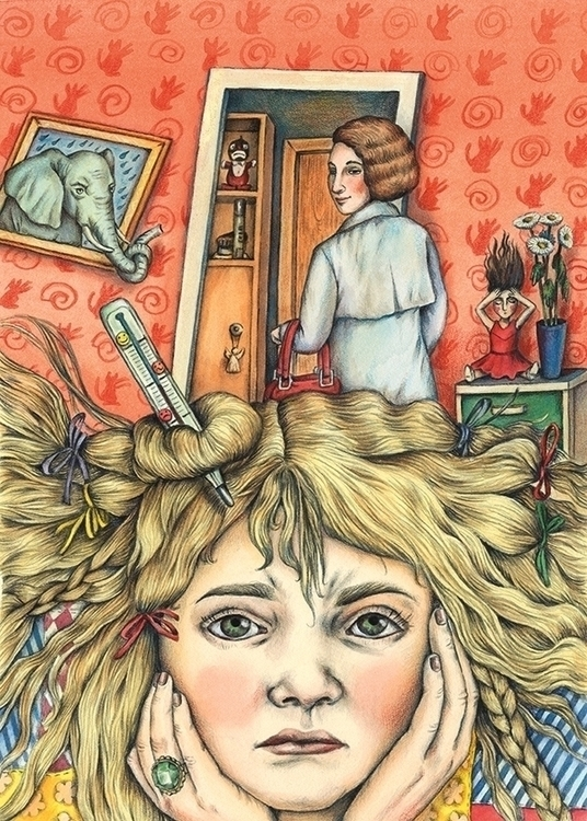 Crazy House - children'sillustration - gerdamartens | ello