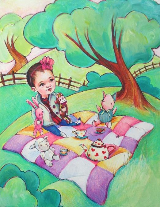 Baby Emma MacLure - portrait, baby - amaclure | ello