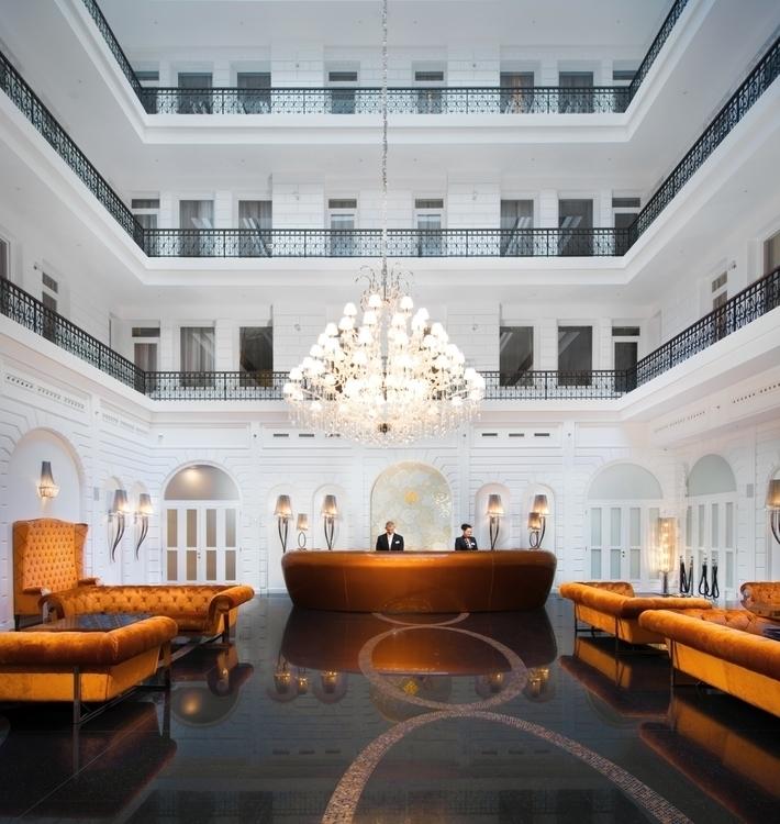 Prestige Hotel - Lobby - lobby, hotel - gergelyjancso | ello