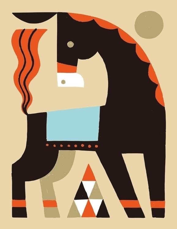 Animals - illustration, animals - shunsukesatake | ello