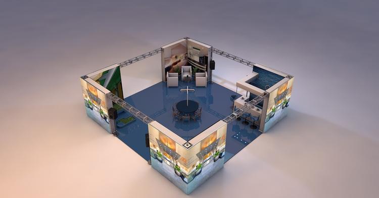 event, visualization, expo - lukaszkaziq | ello