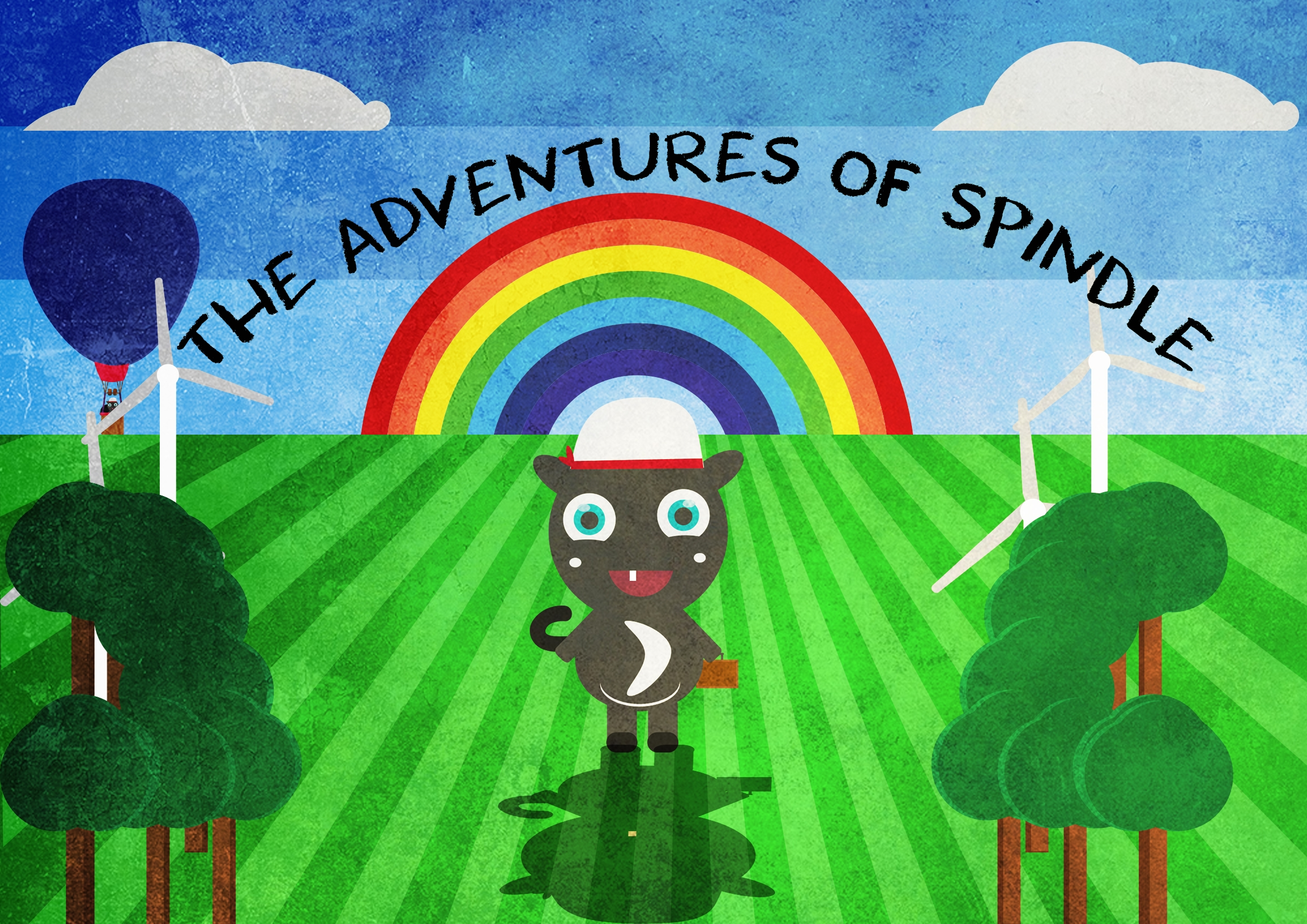Front Cover - adventuresofspindle - sam07slg | ello