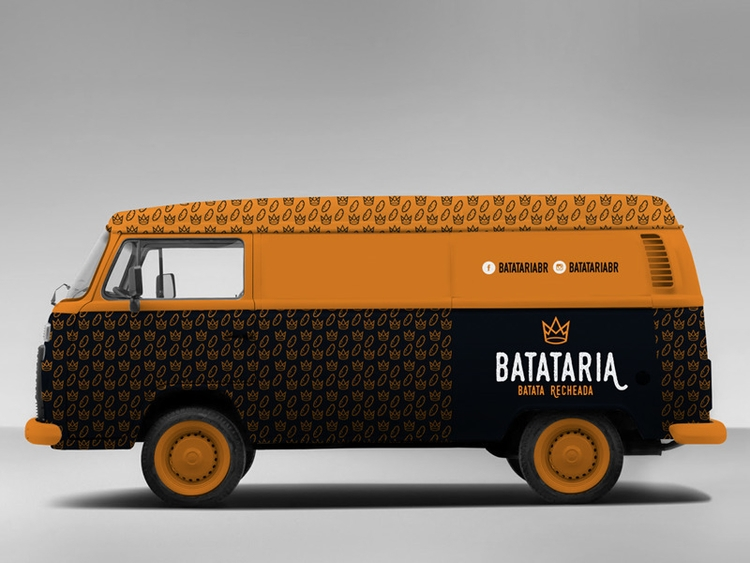 branding, brand, potato, food - thamaramaura | ello
