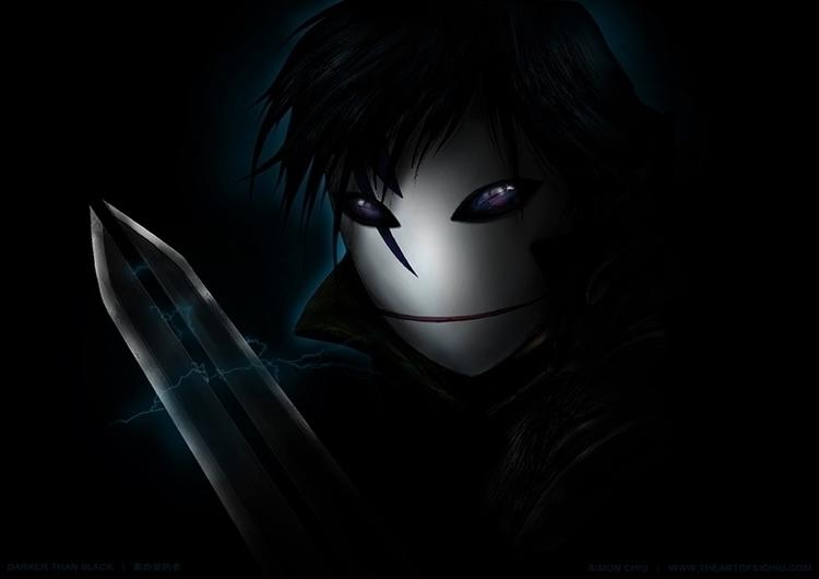 Darker Black: Black Reaper - characterdesign - theartofsichiu | ello