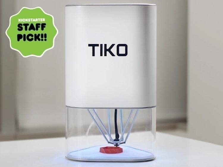 Tiko 3D Printer. //Post Product - adamdargan | ello