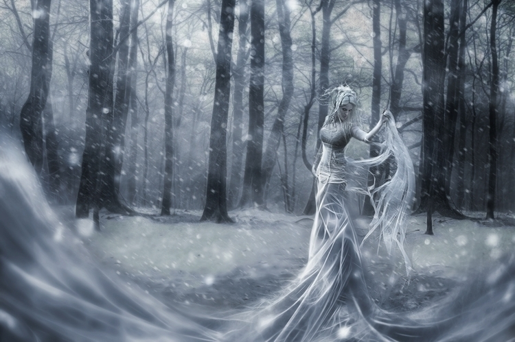 Lady De Winter - photomanipulation - janneo-1422 | ello