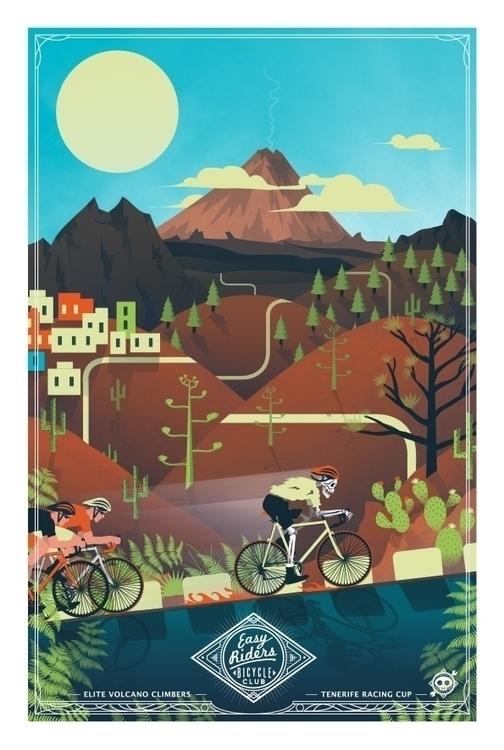 Easy Rider - Tenerife project p - ladislas-2174 | ello