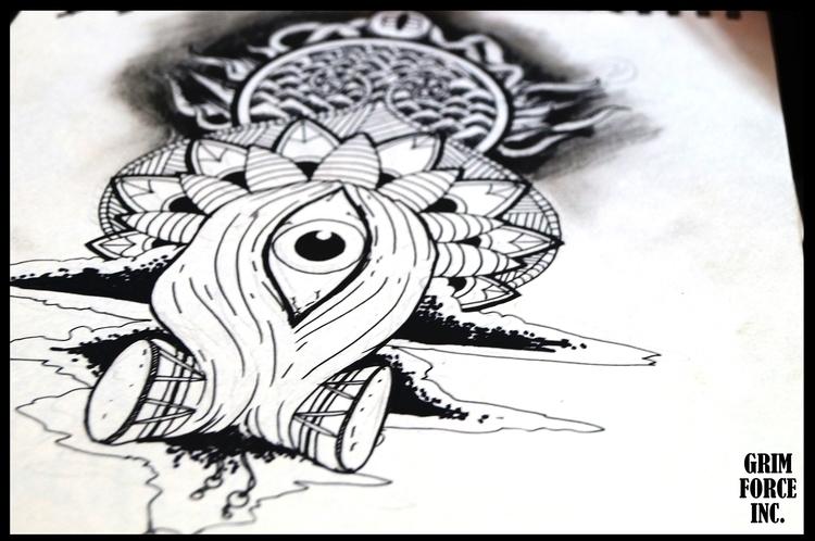 cover design client - illustration - adamaziz   ello